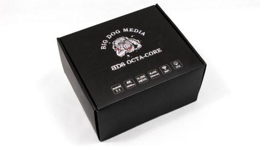 Bundle: BD8 + Rii Remote