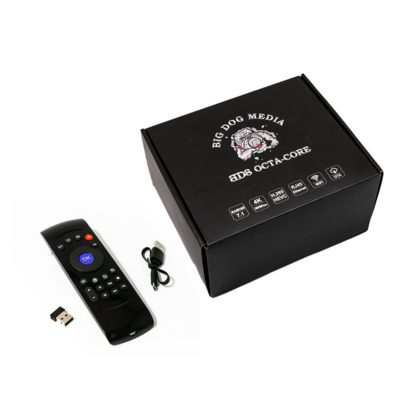Bundle: BD8 + C2 Remote