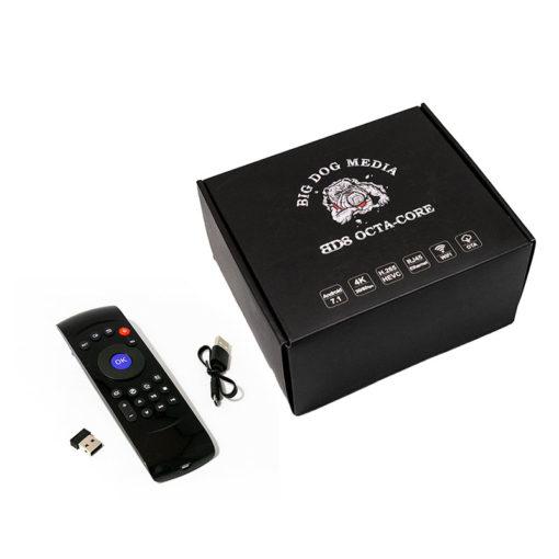 Bundle: BD8 + C2 Remote