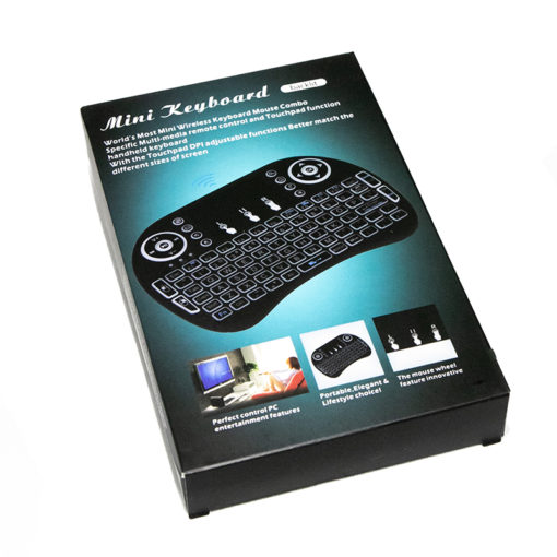Rii Wireless Air Mouse Remote